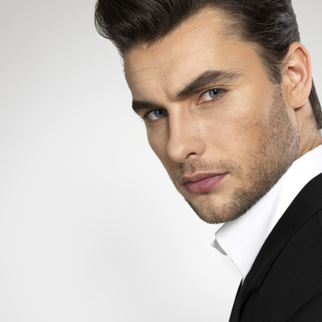 mens haircut and style